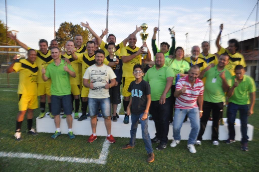 União Gloria é campeã da 1ª Copa de Futebol Master · imagem A equipe União  Glória entrou em campo ... ed15b33ed6c46